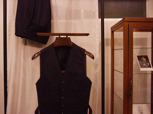 Slacks and vest